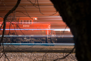 CP 5010, Cranbrook BC