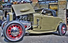 Vintage Ten (showbizinbc) Tags: auto car automobile antique vinage