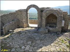 CLETO (CS) - Il Castello. (peppino42) Tags: italia pietre castello calabria rovine antichit cosenza ruderi meridione cleto panoramafotogrfico