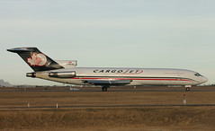 C-GCJQ CARGOJET 727F (john smitherman-http://canaviaaviationphotography.) Tags: 727 cargojet cyyc 727f cgcjq