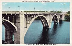 The Ford Bridge (Kung Fu Grip) Tags: mississippi stpaul minneapolis mississippiriver highlandpark kungfugrip fordbridge