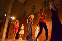 SOR (Eve Mahaney) Tags: show school girls art fashion museum sisters high model pretty dress models montclair runway mhs sor