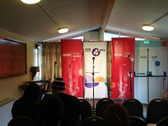 Machynlleth Comedy Festival, 3-5 May 2013, West Wales (DG Jones) Tags: wales rural comedy westwales cymru bbc bowling showcase powys standup mach bowlingclub montgomeryshire machynlleth radiowales dyfivalley ancientcapitalofwales
