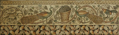 Mosaic at the Worcester Art Museum in Massachusetts (kizilod2) Tags: