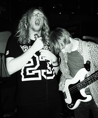 The Orwells (teaselbrush) Tags: show uk england rock hair one sussex diy inch brighton punk long escape guitar alt live grunge gig great performance lofi east part badge roll smack guitarist alternative rsvp orwells