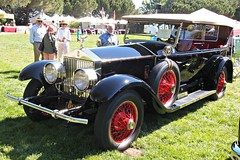 "1928 Rolls Royce Phantom I Touring 3 (Jack Snell ""Snappy Jack"") Tags: old wallpaper classic wall vintage paper d antique marin sonoma historic oldtimer rolls phantom veteran 1928 concours touring royce elegance 2013 i jacksnell707 jacksnell marinsonomaconcoursdelegance2012"