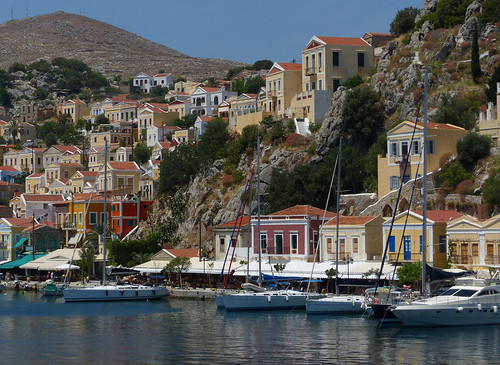 Haven Chialos op Symi
