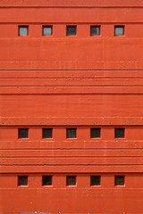 (Torganiel) Tags: red window facade montreal line 2d g10 torganiel