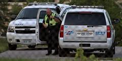 Belleville Police (@DickieBuckshot) Tags: camera city woman ontario canada news man car truck