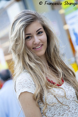 (Frankisjammin') Tags: portrait girl canon is model day zoom ii blonde ritratto ragazza sfocato bionda 55250