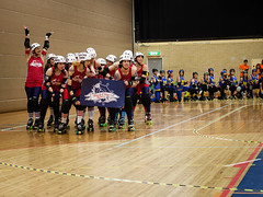 """Stockholm BSTRDs vs. Dock City Rollers-1 • <a style=""""font-size:0.8em;"""" href=""""http://www.flickr.com/photos/60822537@N07/8995166007/"""" target=""""_blank"""">View on Flickr</a>"""