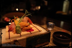 Rosanjin Tribeca (bblkwok) Tags: new york nyc food sushi cuisine japanese restaurant high slow manhattan sashimi small plate shrimp sake end tribeca uni wasabi juxtaposition michelin kaiseki starred pricey  rosanjin ryri mukzuke