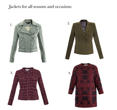 jackets (Macaroons) Tags: