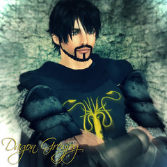 Dagon Greyjoy (CrossroadsGdR) Tags: portrait 3d avatar secondlife rpg dagon gdr pyke