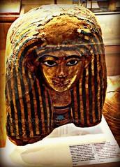 Merits Funerary Mask - Egyptian Museum Turin (Italy) (Amberinsea Photography) Tags: italy merit turin ancientegypt egyptianmuseum ancientegyptianart museoegizio treasuresofancientegypt amberinseaphotography egyptianmuseumturin meritsfunerarymask