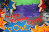 Superhero Cake (Kiss My Buttercream) Tags: hammer cookie ironman superhero hulk thor captainamerica wolverine fondant theavengers royalicing