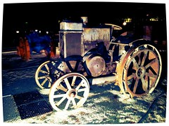 Vecchio trattore (salvolog) Tags: etnaland flickrandroidapp:filter=iguana