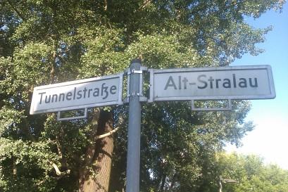 Tunnelstraße - Alt-Stralau 2013