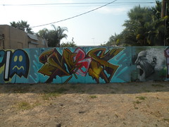 Migs (The Fresh Prince) Tags: graffiti zee z zombies migs