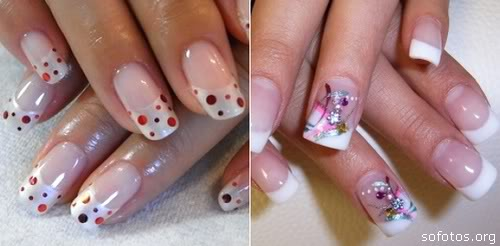 unhas decoradas reveillon
