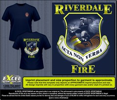 "RIVERDALE FIRE SERVICES TEE 52305248 • <a style=""font-size:0.8em;"" href=""http://www.flickr.com/photos/39998102@N07/9372628692/"" target=""_blank"">View on Flickr</a>"