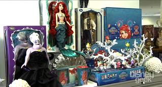 The Little Mermaid- Limited Edition Dolls