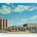 1960s postcard of the Dundee, Michigan, Cement Plant -- producing six million barrels annually.