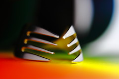 Dinner meeting (wout.) Tags: summer macro dinner lunch meeting fork