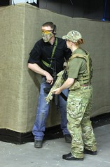 IMG_1463 (axeman3d) Tags: game glasgow first only depot skirmish airsoft