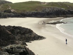 Achmelvich second beach