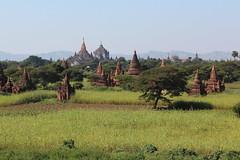 Temples around Bagan (10b travelling / Carsten ten Brink) Tags: asia asien southeastasia burma myanmar asie southeast birma bagan indochine birmanie 2011 ビルマ iptcbasic