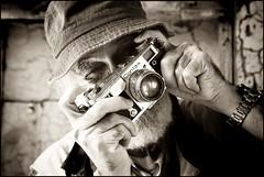 Mon ami Léonidas Stoumbos #proudmanofGreece (nikosaliagas) Tags: canon greece contax 5d markiii