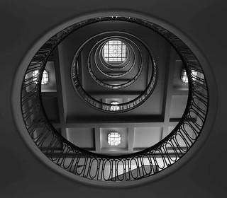 Hamburg staircase (explored)