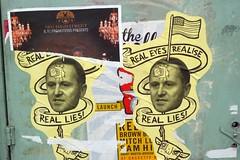 Aotearoa New Zealand Auckland John Key Real Lies 192724 260813 (itsabitblurry) Tags: newzealand digital auckland aotearoa lx3 johnkey
