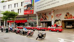 ICT Digital Mall @ Komtar - George Town (ShambLady is travelling wants to, but cant keep up) Tags: it hyperstore best buy red taxi motorcycles motor cycles digital lifestyle mall shopping lebuh soon lintang computer supply discount bargain rouge rot rood rojo rosso prangin komtar maleisie malaysia penang pinang pulau malay malaysian asian george town georgetown gt plaza winkelcentrum entertainment premier centre centrum centro compras tiendas complex center shop 2012 ict cars coches taxis row hp print printer white blanco samsung notebook imobile