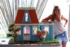 my 1/6 dollhouse - BlytheCon Brasil