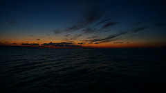Sunset at Sea (pohuman) Tags: blue sunset sea sky sun clouds sony turkiye blacksea karadeniz deniz bulutlar mavi gökyüzü rize günbatımı güneş iyidere nex6 sonynex6 selp1650