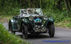 Kop Hill Climb 2013-4133.jpg (GRAHAM CHRIMES) Tags: classic car vintage riley climb hill 600 princes apc lynx kop 1933 risborough 2013 995cc apc600