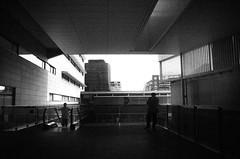 L'hpital  Barcelone, Espagne, juillet 2013 (Stphane Bily) Tags: barcelona blackandwhite bw hospital spain noiretblanc nb espagne barcelone hpital stphanebily