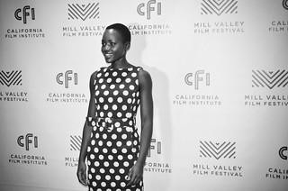 Lupita Nyong´o at the the Mill Valley Film Fes...