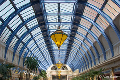 Winter Gardens Roof - Blackpool (Redoux) Tags: windows roof winter glass gardens lights daylight seaside nikon naturallight palm blackpool wintergardens leadinglines d7100 vr28300