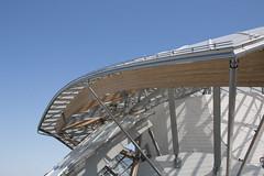 Fondation LVMH (d.bouguet) Tags: roof paris france art muse moderne toit museau fondationlvmh