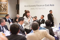 Action on Forests: From Problem to Partnership (World Economic Forum) Tags: indonesia id meeting jakarta wef worldeconomicforum eastasia 2015