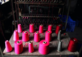 Getting prepared | Power Loom Factory
