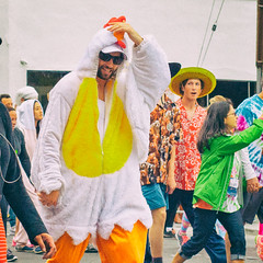 Cluck It All (CarbonNYC [in SF!]) Tags: sf sanfrancisco california man chicken race costume outfit bayarea b2b baytobreakers 2015 bay2breakers chickencostume carbonnyc carbonsf