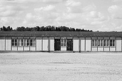 when the pawn hits the conflicts, he thinks like a king (redverve) Tags: camp germany deutschland concentration nikon campo dachau alemanha 18105 concentrao d3200 gedenkstattenikon