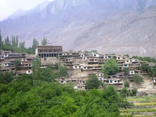 Khanqah e moalla Noorbakhshia Machulu 2baltistan
