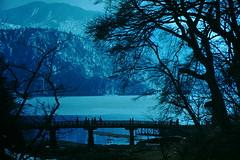 3-28-52- Lake Chuzenji- B-Nikko- Japan (foundslides) Tags: irmalouisecarter irmalouiserudd asia nippon japanese pacific east orient oriental 1952 1950s tour tourists americantourist air travel vintage retro slides slide kodachrome kodak photography photos pics pix oldphotos oldpictures oldslides transparency transparencies colorslides film slidefilm slideshow culture irma lousie rudd irmarudd postwar japan ww2 wwii tokyo kyoto nikko travelling trip vacation holiday family traveller photographic outdoor landscape redborder foundslides johnrudd analog slidecollection