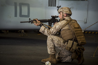 All Cleared: 15th MEU Marines ready for house clearing