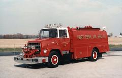 Port Penn Fire Company, Delaware - Tanker 29 ( Ford L-900 Amthor, 3000 water) (Timothy Wildey) Tags: ford delaware tanker newcastlecounty station29 portpennfirecompany tanker29 fordl900